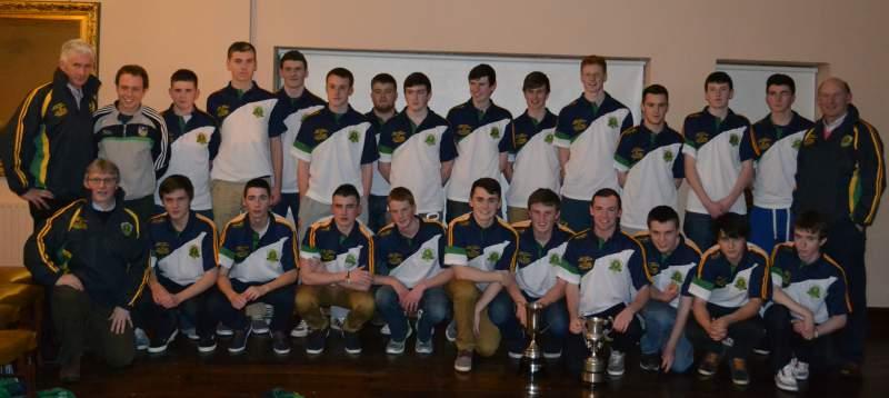 Kilpeacon Minor Champions 2013