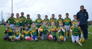 All the U10s