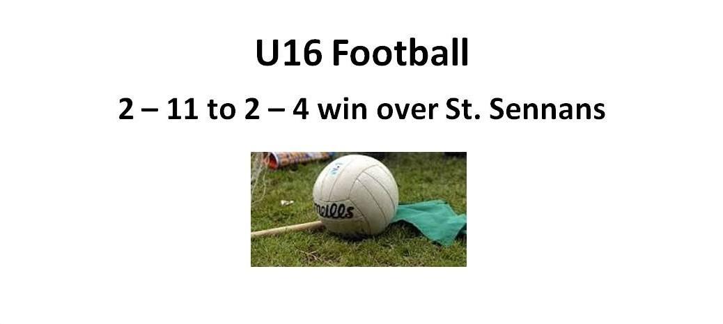 u16 football