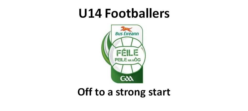 U14 Feile football