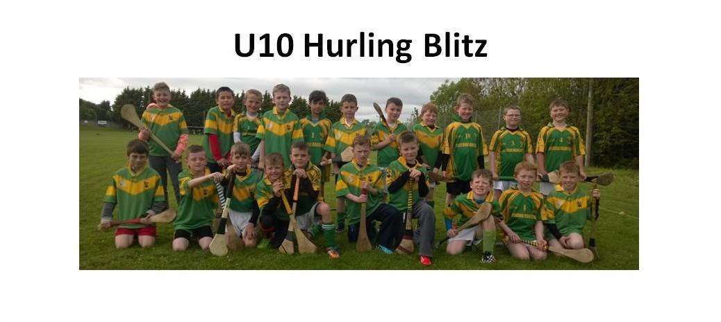 U10 Hurling Blitz