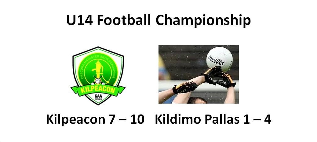 Kilpeacon U14