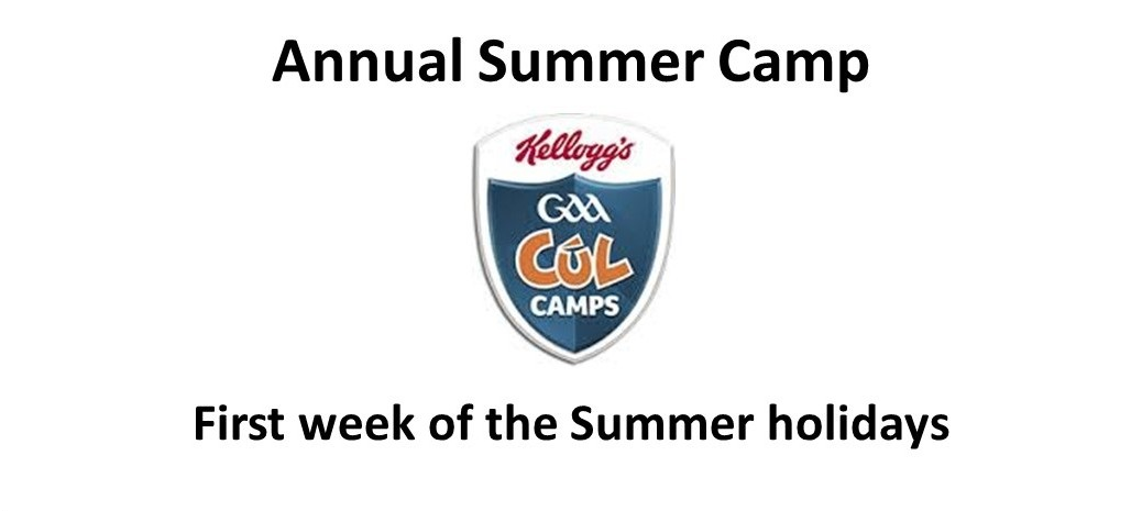 Cul Camp 2016 - put it in your diary