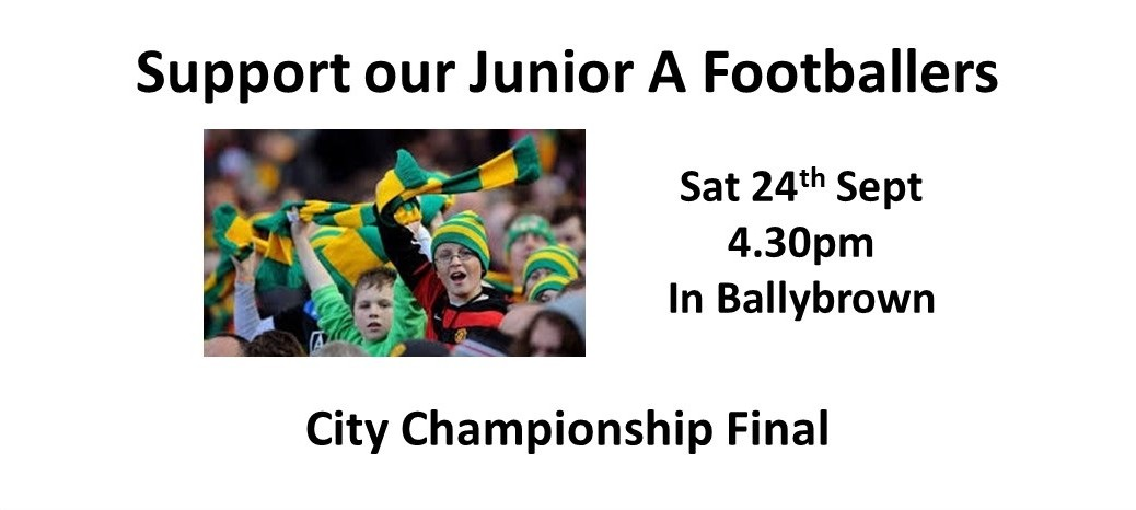Junior A Football City Final v2