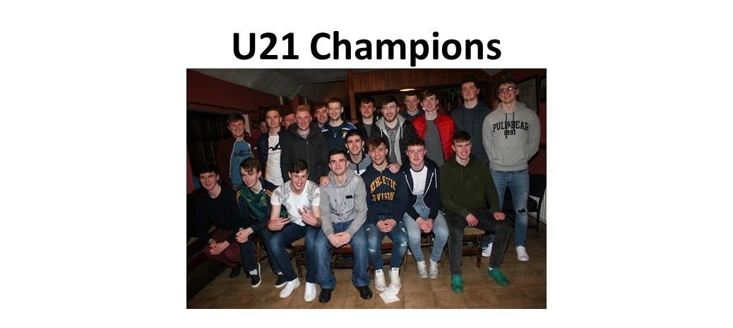 U21A Champions