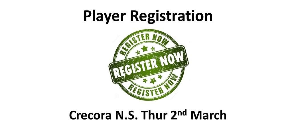 2017 Registration Night