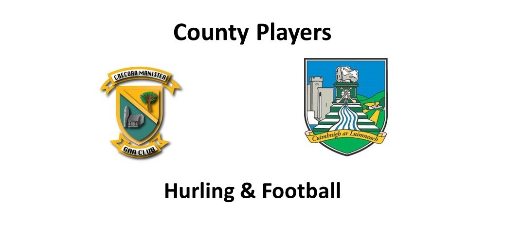 County Players - Hurling & Football