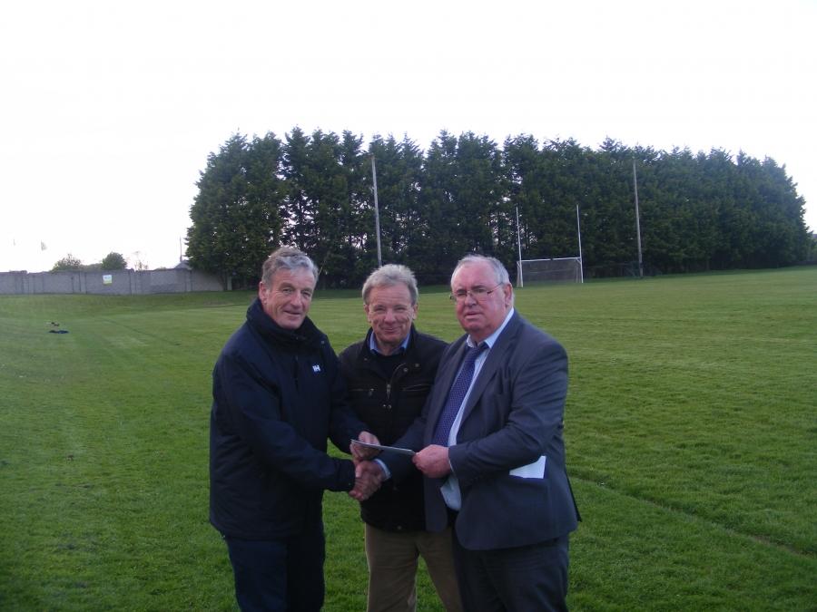 Club Limerick April 2018 - Peter Power v1