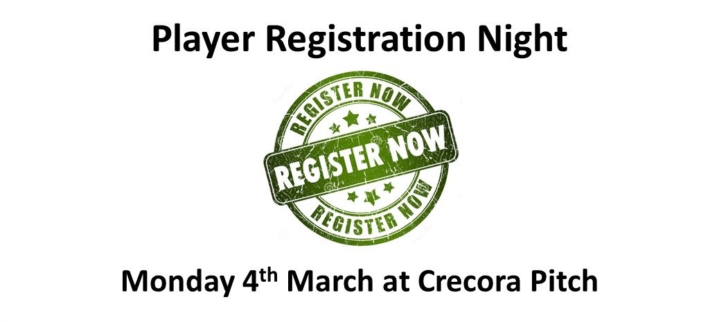 2019 Registration Night