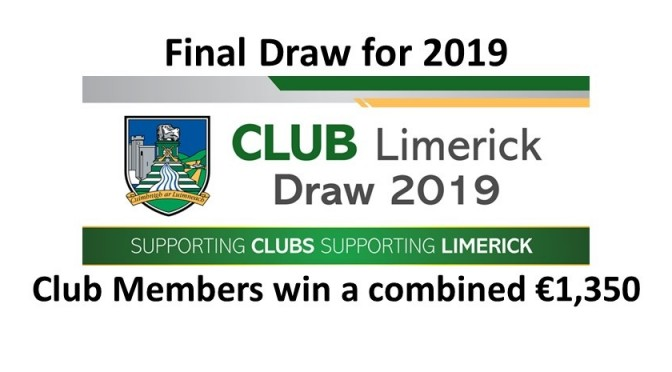 Club Draw January 2020