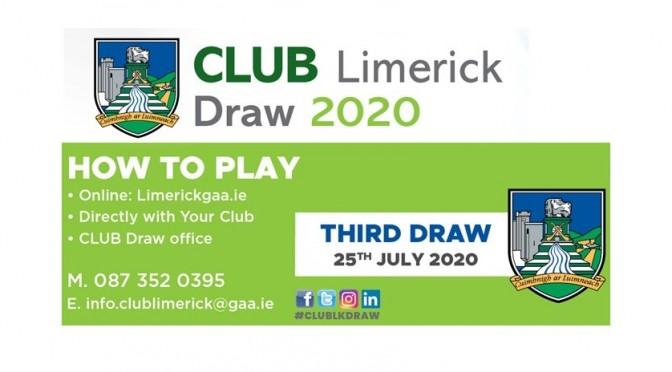Club Draw - 3rd Draw