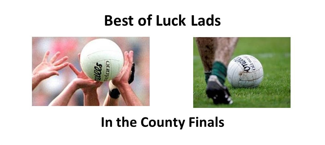 County Football Finals 2020