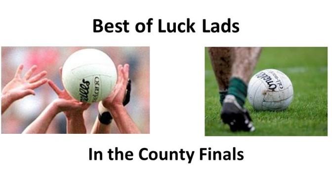 County Football Finals 2020