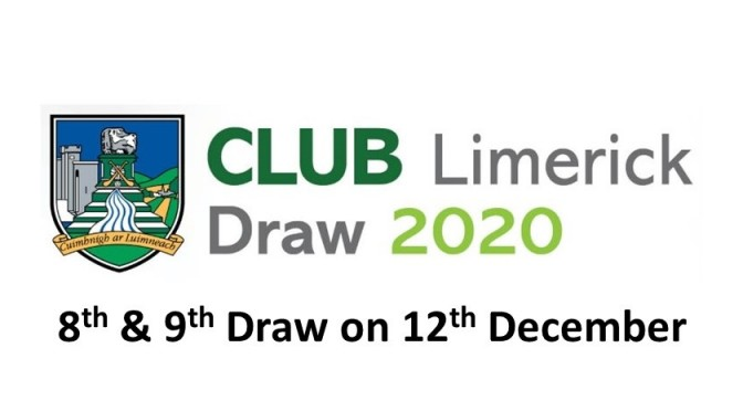 8th and 9th Club Draw 2020