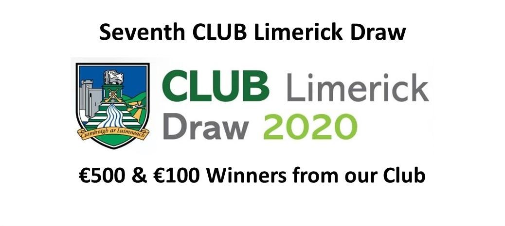 Seventh Club Draw 2020 -Results