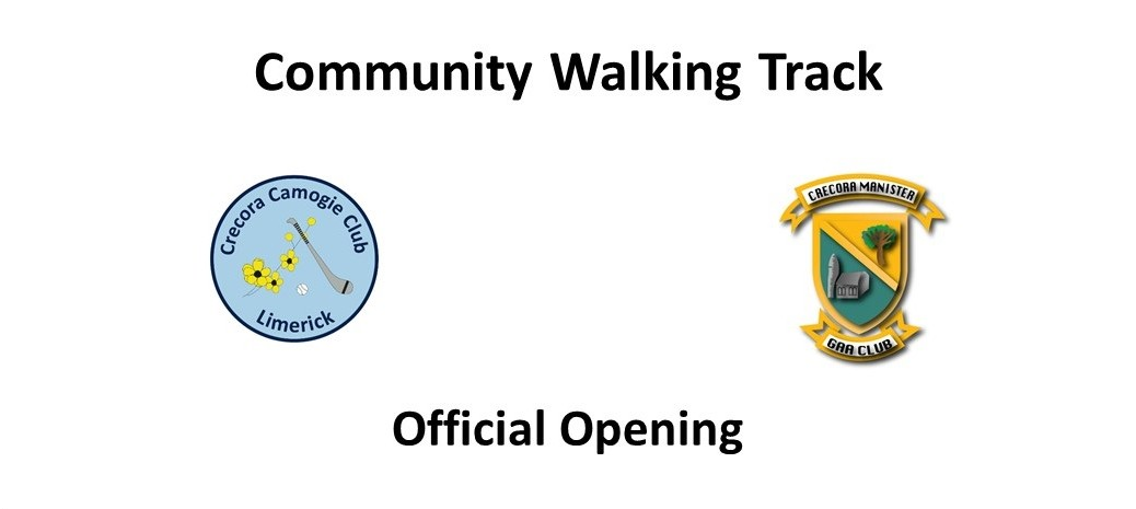 Official Opening - Walking Track