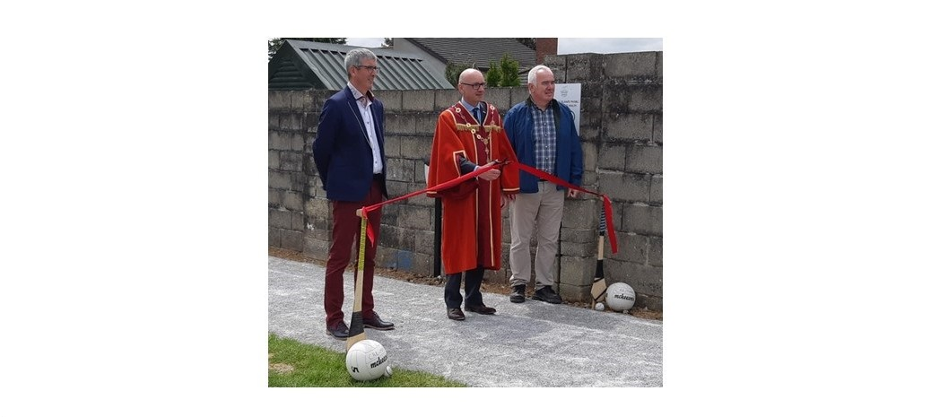 Official Opening - Walking Track - after