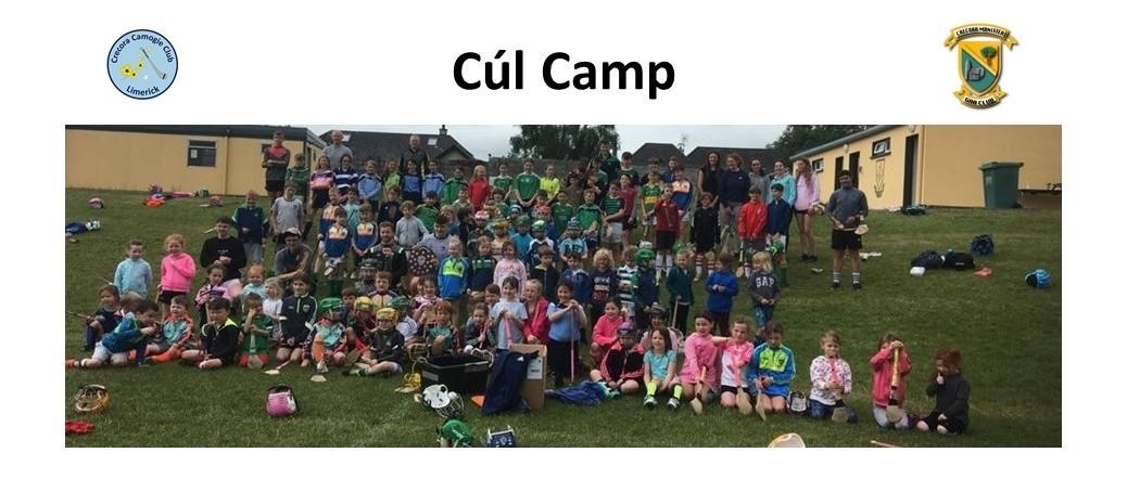 Cul Camp 2021 - title